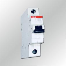 Автоматический выключатель ABB SH201L C50