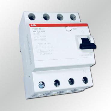 Устройство защитного отключения УЗО ABB FH204 AC-63/0,03